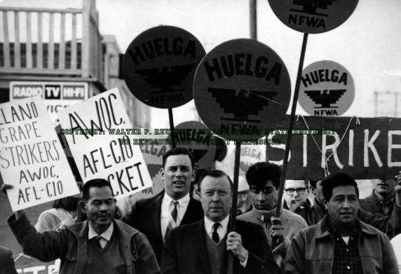 Walter P Reuther Library 362 Walter Reuther Marches
