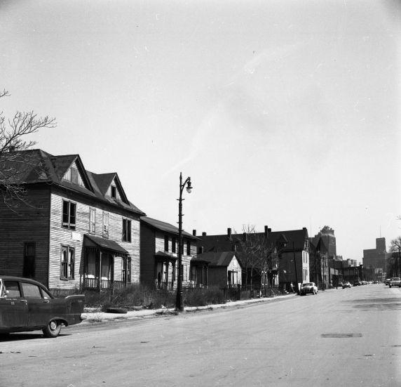 (DN_36201_4) Ethnic Communities, Irish, Neighborhoods, Corktown, 1960