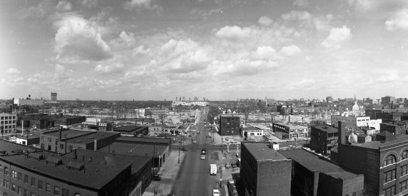 (DN_36201_7) Ethnic Communities, Irish, Neighborhoods, Corktown, 1962