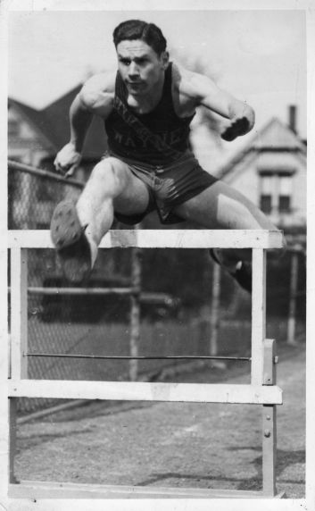 (36739) Sports, Track and Field, Tolmich, 1937