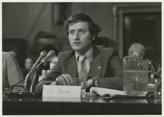 (35706) Paul Booth testifies