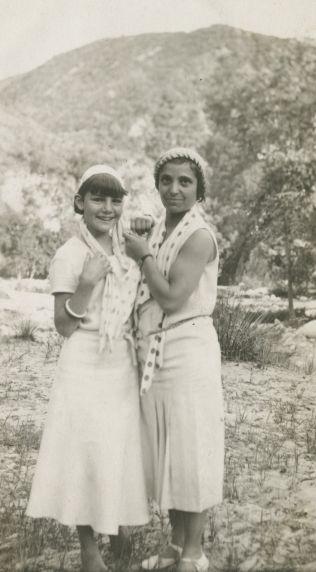 (37647) Vita and Matilda, Big Tujunga.