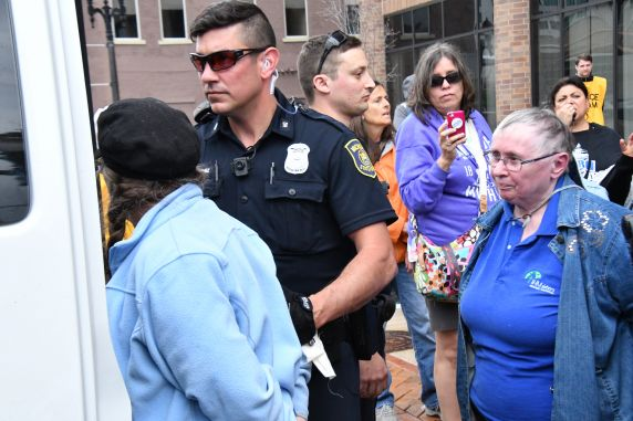 (38417) Michigan Poor People's Campaign, Demonstrations, 2018
