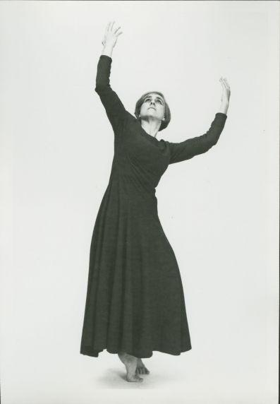 (38449) Harriet Berg dancing, 1960s