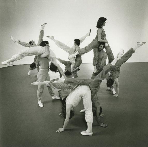 (38450) Dance Nonce Ensemble, circa 1990s