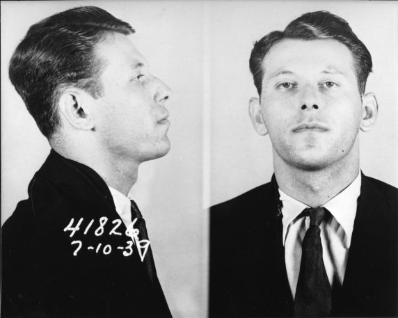 (4030) Purple Gang, Arrests, Feldman, 1939