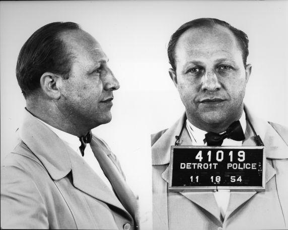 (4043) Purple Gang, Arrests, Jacobs 1954