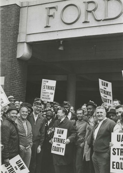 (45063) Walter Reuther with Local 600