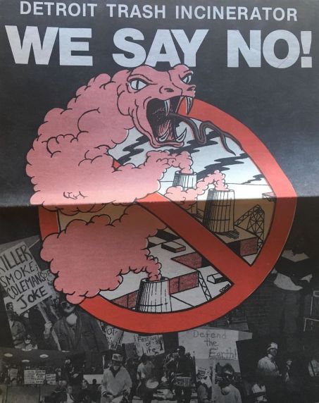 (45818) Detroit Incinerator: We Say No