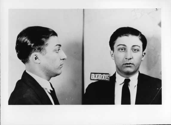 """(4600) Purple Gang, Arrests, Isadore """"Izzy"""" Burnstein, 1927"""