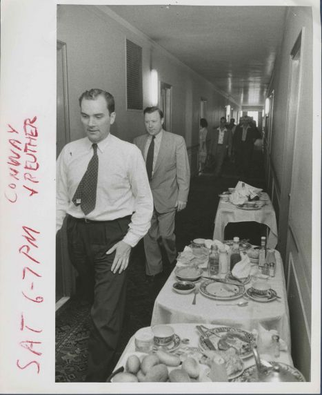 (46007) Walter Reuther and Jack Conway
