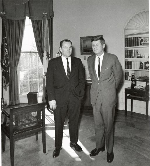 (46015) Jack Conway and JFK
