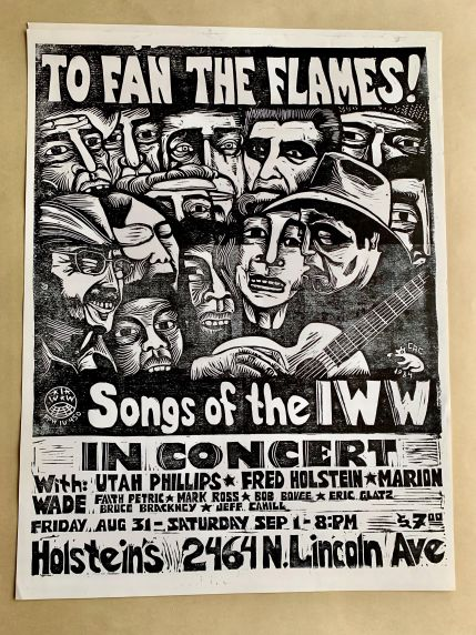(46033) IWW Songs, Concerts, 1984
