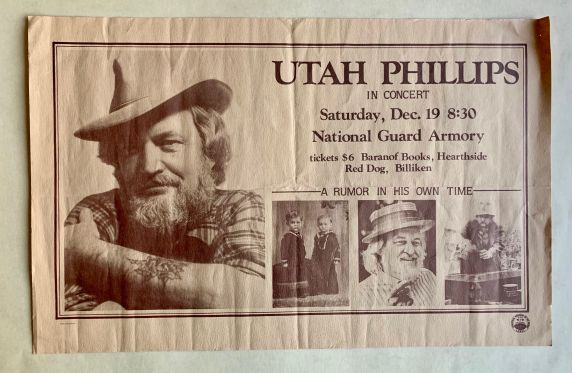 (46042) Posters, Concerts, Phillips, Undated