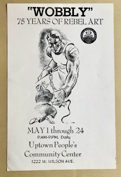 (46039) Posters, CNT, May Day Bash, 1987