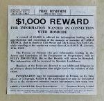 (46058) Tresca, Murder, Police Memo, 1943