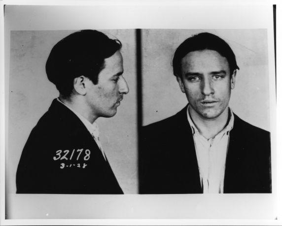 (4629) Purple Gang, Arrests, Abramowitz, 1928