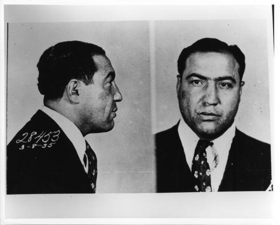 (4651) Purple Gang, Arrests, Altman, 1935