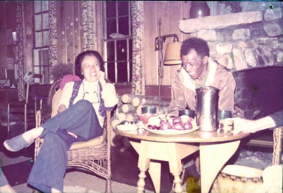 (46529) James and Grace Lee Boggs, Paine Residence, Maine, 1975