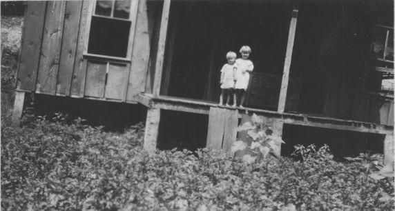(4800)  Harlan County Coal War, Children of Strikers, Kentucky, 1930s