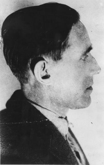 (4900) Joe Hill, Portrait, 1915