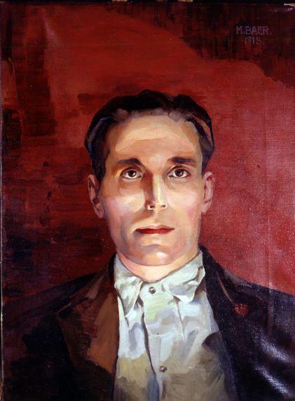 (4901) Joe Hill, Portrait