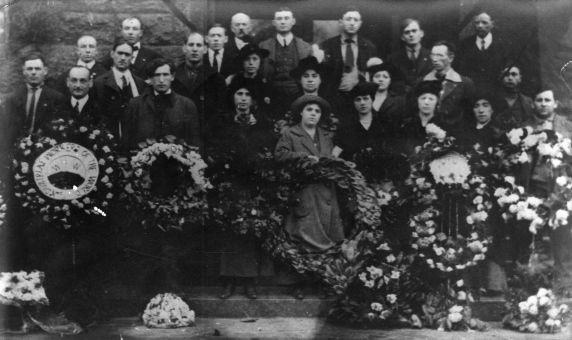 Walter p reuther library 4909 joe hill funeral 1915 for Joe s bain industrial organization
