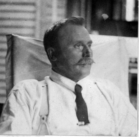 (5059) Thomas Mann, Portrait, 1910s