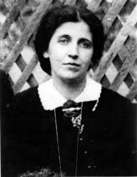 (5167) Elizabeth Gurley Flynn, Paterson Strike, 1913