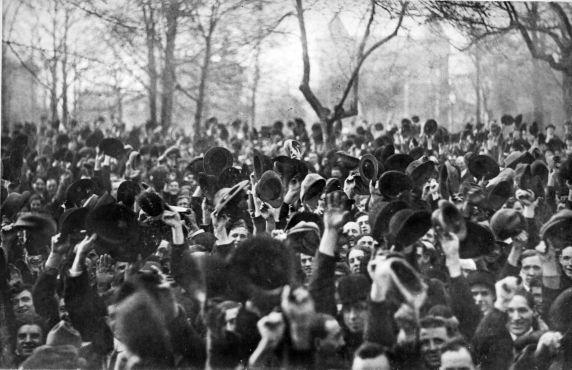 (5429) IWW Worker Meetings, 1910s