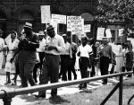 """(5903) Civil Rights, Demonstrations, """"March to Freedom,"""" Detroit, 1963"""