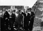"""(5909) Civil Rights, Demonstrations, """"March to Freedom,"""" Detroit, 1963"""
