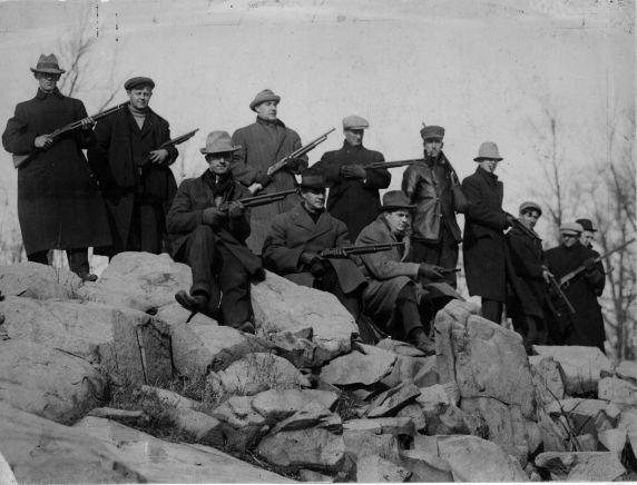(6564) Strikes, New Jersey Freight Handlers Strike, 1914