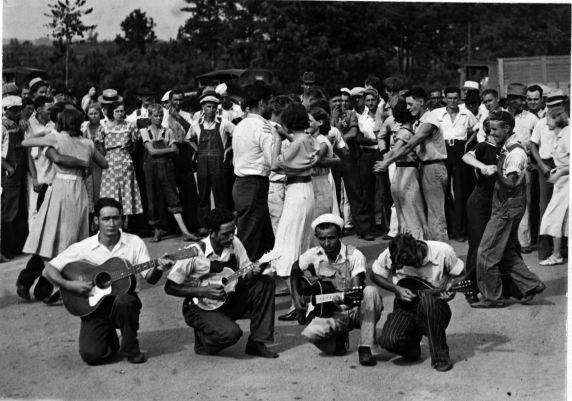 (6577) Strikes, Textiles Workers, Austell, Georgia, 1934