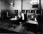 (6697) Classrooms, Interiors, Old Main, 1935