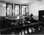 (6680) Classrooms, Interiors, Chemistry Lab, Old Main, c. 1935