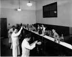 (6682) Classrooms, Labs, Interiors, Old Main, c. 1935
