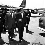 "(25939) Demonstrations, ""Walk to Freedom,"" McFall, King, Detroit, 1963"