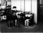 (3707) Classroom, Interiors, Old Main, 1935
