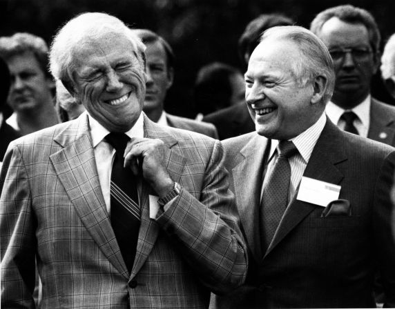 (7091) Fraser, Caldwell, Ford Training Program, 1982