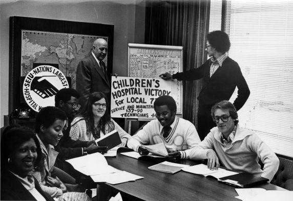 (7376) Local 722, Children's Hospital, George Hardy, Washington, D.C.
