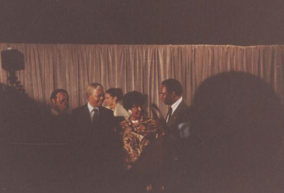 (7537) Mandela speaks, 1990 AFSCME Convention