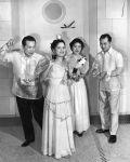 (79659) Ethnic Communities, Filipino, Candle Dance, 1955