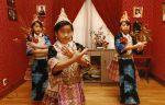 (79673) Ethnic Communities, Hmong, Dance, Detroit, 1991