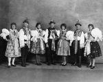 (79675) Ethnic Communities, Czechoslovakian, Costumes, 1928