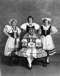 (79676) Ethnic Communities, Czechoslovakian, Costumes, 1928