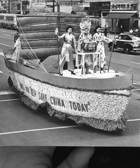(79737) Ethnic Communities, Chinese, Celebrations, 1941