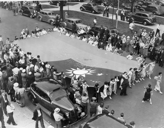 (79740) Ethnic Communities, Chinese, War Relief, 1938