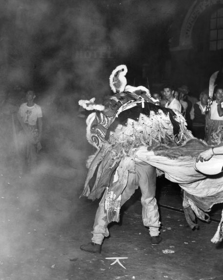 (79745) Ethnic Communities, Chinese, Celebrations, 1955