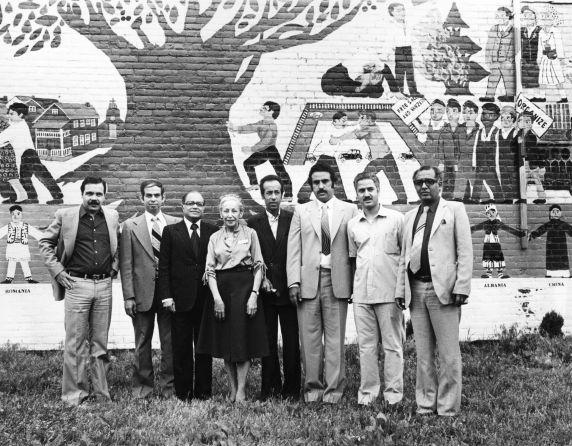 (79800) Ethnic Communities, Arab, ACCESS, Dearborn, 1981